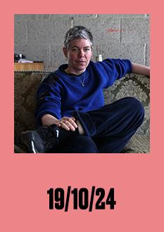 Artist talk Liv Bugge